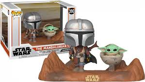 POP! Moments - Star Wars: Mandalorian & Child