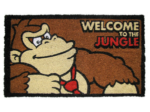 Donkey Kong - Welcome To The Jungle Doormat