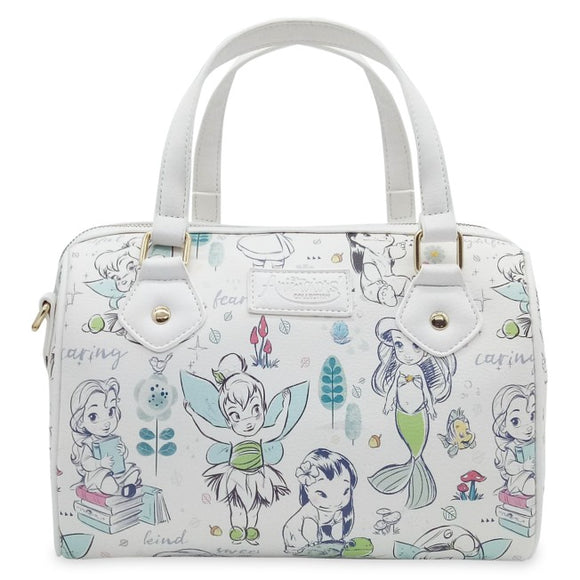 Disney Animator Sketch Print Purse