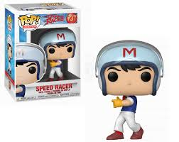 POP! Speed Racer - Helmet