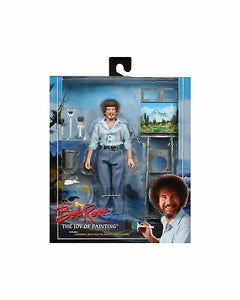 "Bob Ross - 8"" Clothed Action Figure"