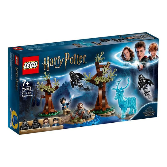 Harry Potter: Expecto Patronum Lego