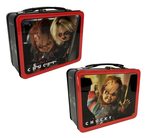 Bride of Chucky Tin Lunch Box