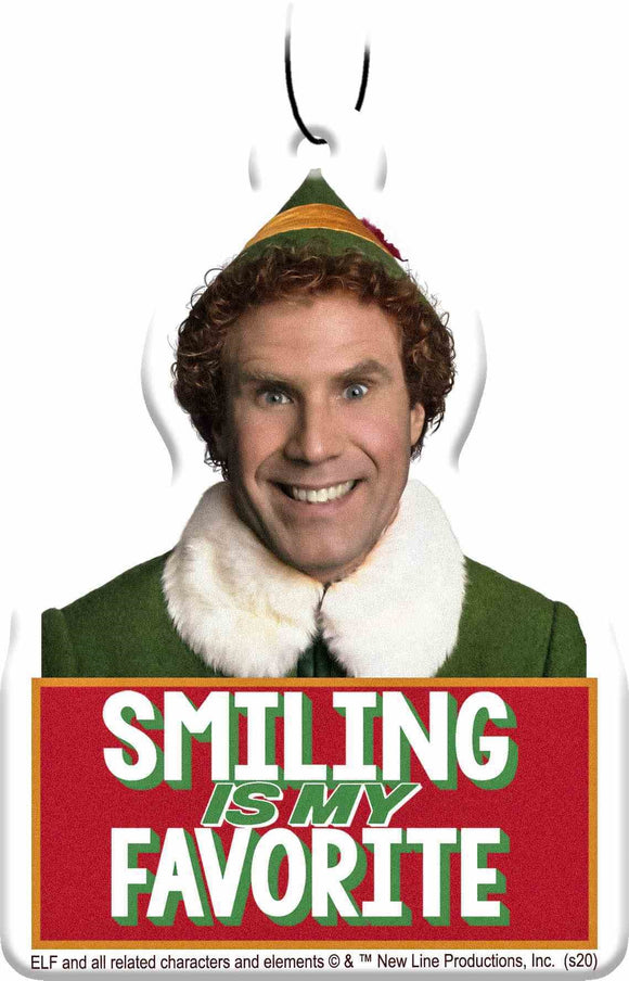 Elf - Smiling is My Favourite 3pk Air Freshener