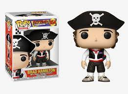 POP! Fast Times - Brad as Pirate