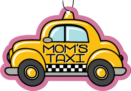 Mom's Taxi 3-pack Air Freshener