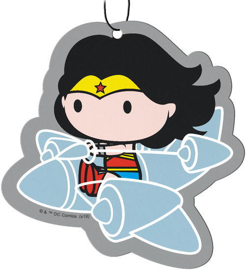 Wonder Woman 3-pack Invisible Jet Air Freshener