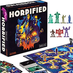 Universal Monsters Horrified Game