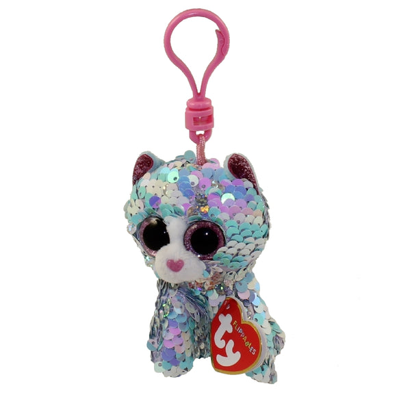 Flippables - Whimsy Blue Cat Clip