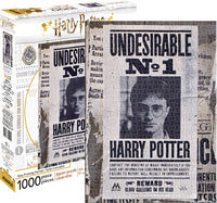 Harry Potter - Undesirable 1000pc Puzzle
