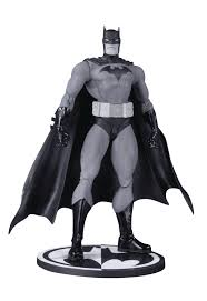Batman - Black & White Jim Lee Action Figure