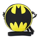 Loungefly - Batman Chenille Canteen Cross Body Bag