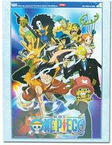 One Piece Group 1000pc Puzzle