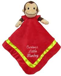 Curious George - Blanket & Plush