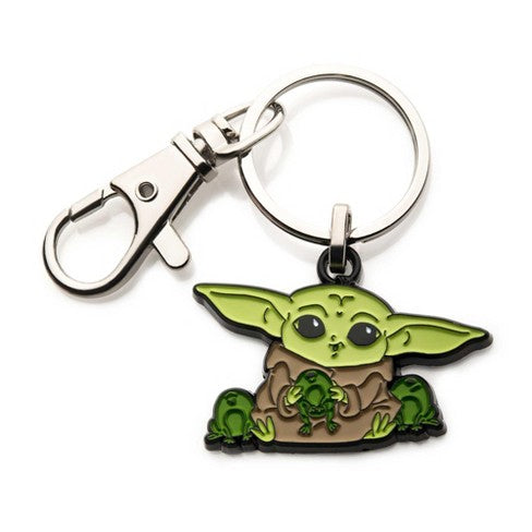 Star Wars - The Child with Frogs Keychain