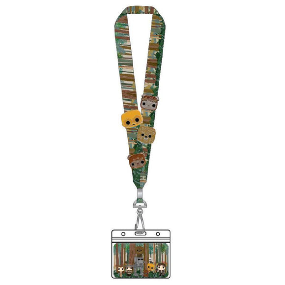 Loungefly - Star Wars Lanyard with Pins