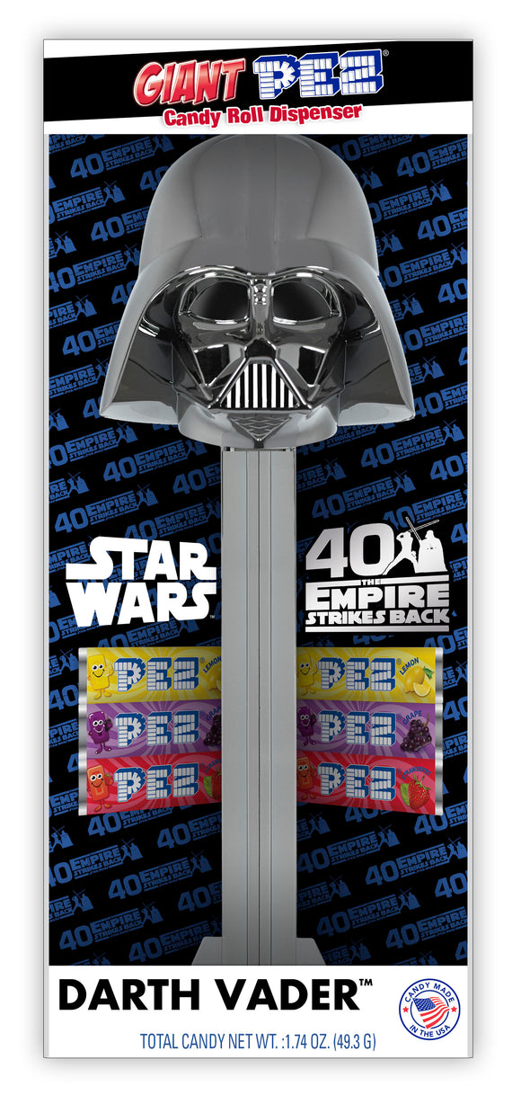 Star Wars - Darth Vader Giant 40th PEZ