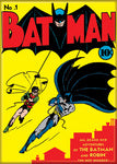 Batman - Comic Cover #1 Magnet