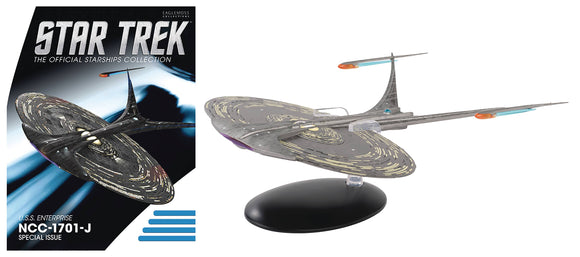 Star Trek - USS Enterprise #19 Ship