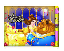 Beauty & The Beast Belle Deluxe Autograph Book