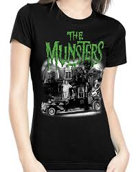 Munster Family Coach Black Tee