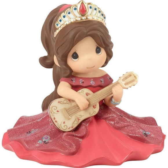 Elena Of Avalor with Guitar Precious Moments