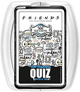 Top Trumps - Friends Quiz