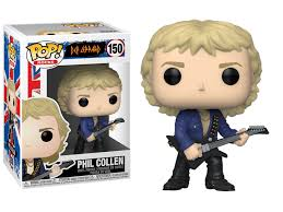 POP! Def Leppard - Phil Collen