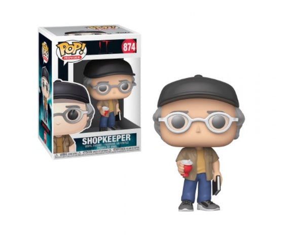 POP! IT 2 - Shopkeeper