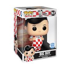 "POP! Ad Icons - 10"" Big Boy (Funko Shop Exclusive)"
