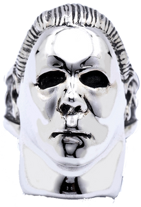 Halloween - Michael Myers Plated Brass Ring (Size 10)