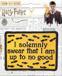 Harry Potter - Solumnly Swear Patch
