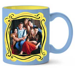 Friends - Cast in Frame 20oz Mug