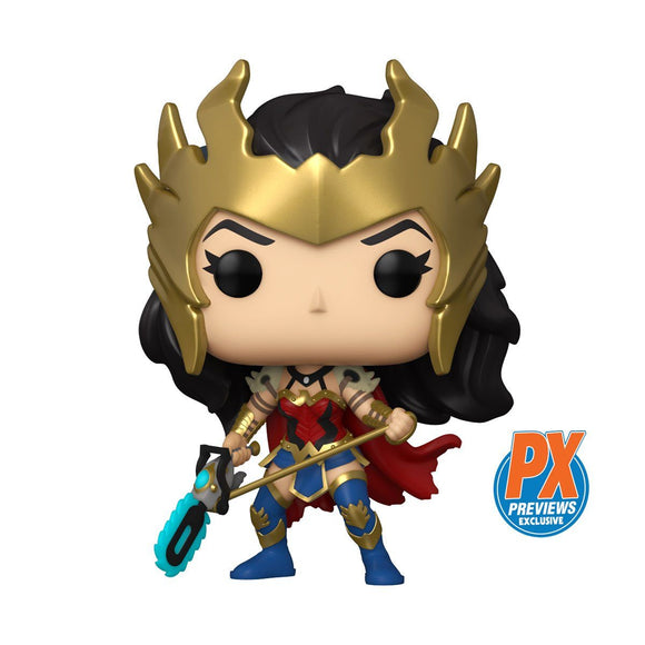 POP! Wonder Woman Death Metal (PX Exclusive)