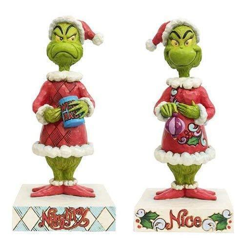 Grinch - Two-Sided Naughty & Nice Shore