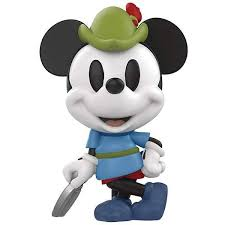 True Original - Brave Little Tailor Mickey Figure
