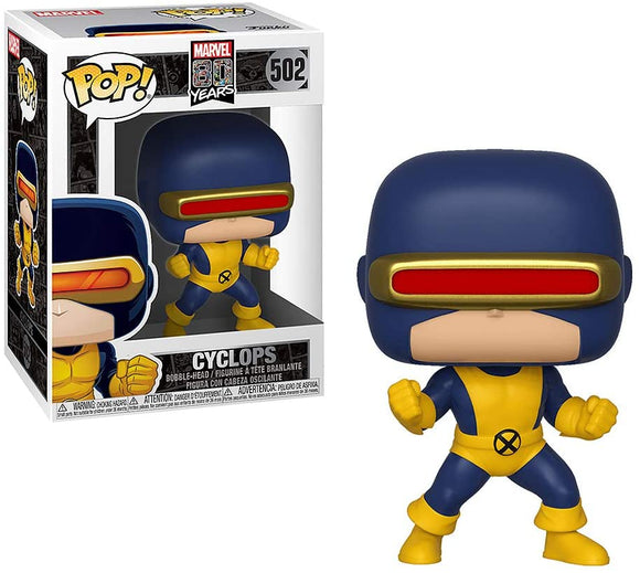 POP! Marvel 80th - Cyclops