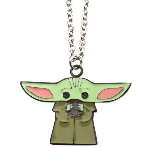 Star Wars - The Child with Cup Necklace