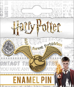 Harry Potter - Golden Snitch Enamel Pin