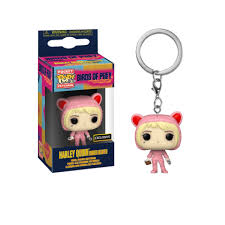 POP! Keychains - Birds of Prey: Harley Quinn (Hot Topic Exclusive)