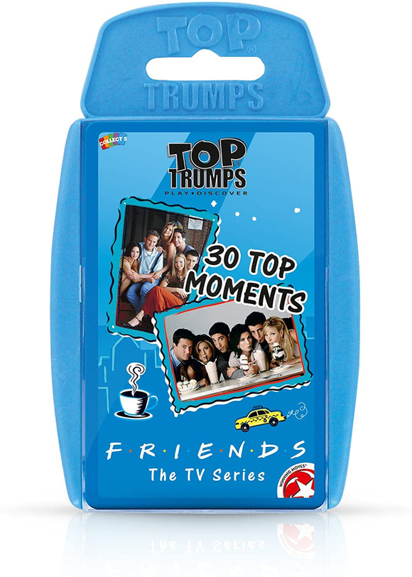 Top Trumps - Friends