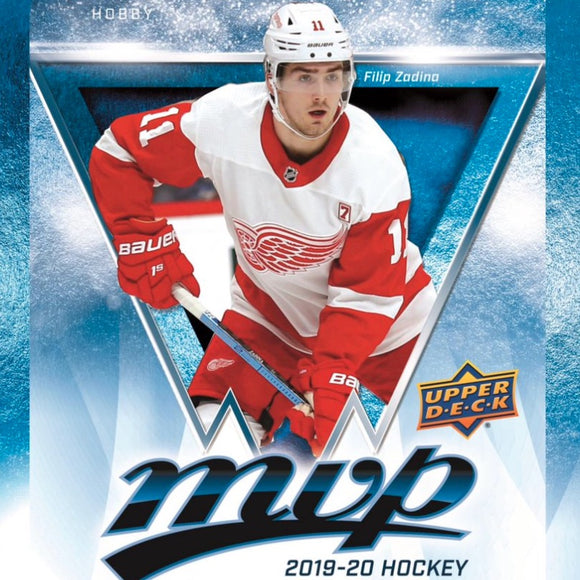 Upper Deck 2019-2020 Mvp Cards