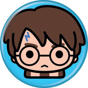Harry Potter - Chibi Harry's Head Button