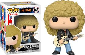 POP! Def Leppard - Rick Savage