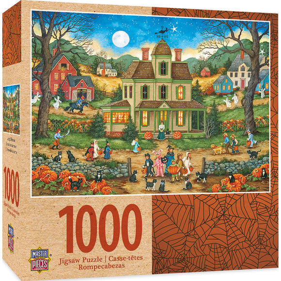 Lucky Thirteen 1000pc Puzzle