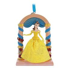 Beauty & the Beast - Belle Ornament