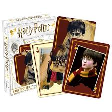 Harry Potter - Harry Playing Cards