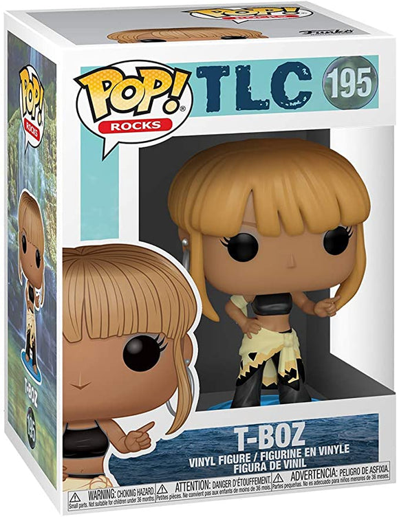 POP! Rocks - TLC T-Boz
