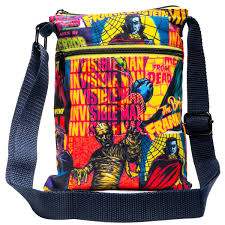 Loungefly - Universal Monsters Passport Bag