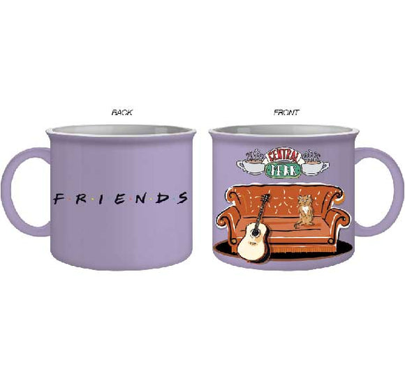 Friends - Central Perk with Smelly Cat 20oz Mug